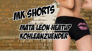 Mata Leon Heat Up - Neuer Kohleanzünder auf dem Markt?! - MK Shorts
