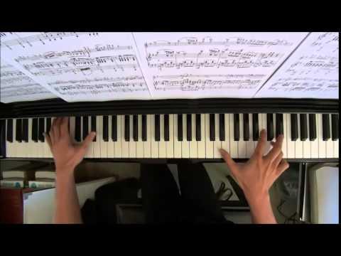 ABRSM Violin 2016-2019 Grade 7 B:1 B1 Bohm Introduction and Polonaise Piano Accompaniment