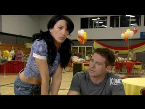 Stargate SG1 - Vala At Cam's High School Reunion (10-15)