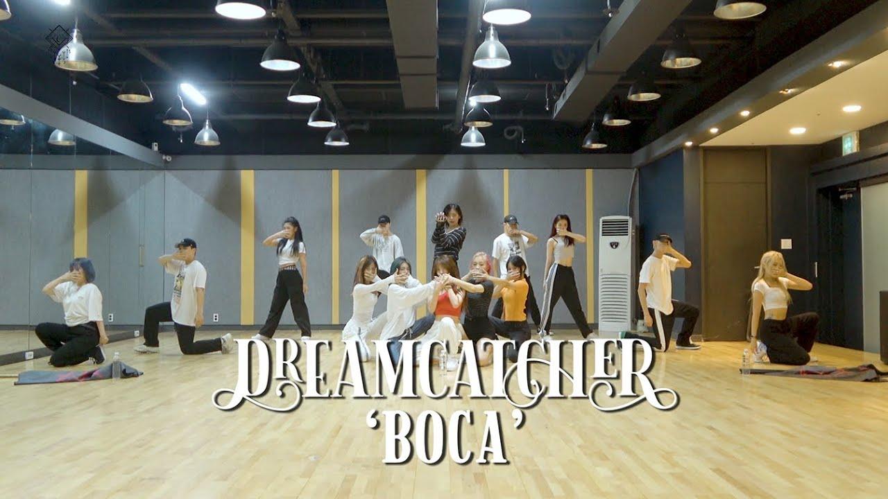 Download Dreamcatcher(드림캐쳐) 'BOCA' Dance Video (연습실 ver.)