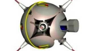 Machine rotative à turbicônes - Moteur rotatif à turbicônes