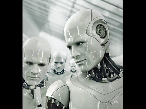 Future Humanoid Robots Hd Youtube