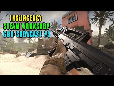 (NEW GUNS) Insurgency: Steam Workshop - Gun Showcase #3