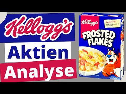 Kelloggs / Kellogg Aktien und Dividenden - Aktienanalyse - Fairer Wert