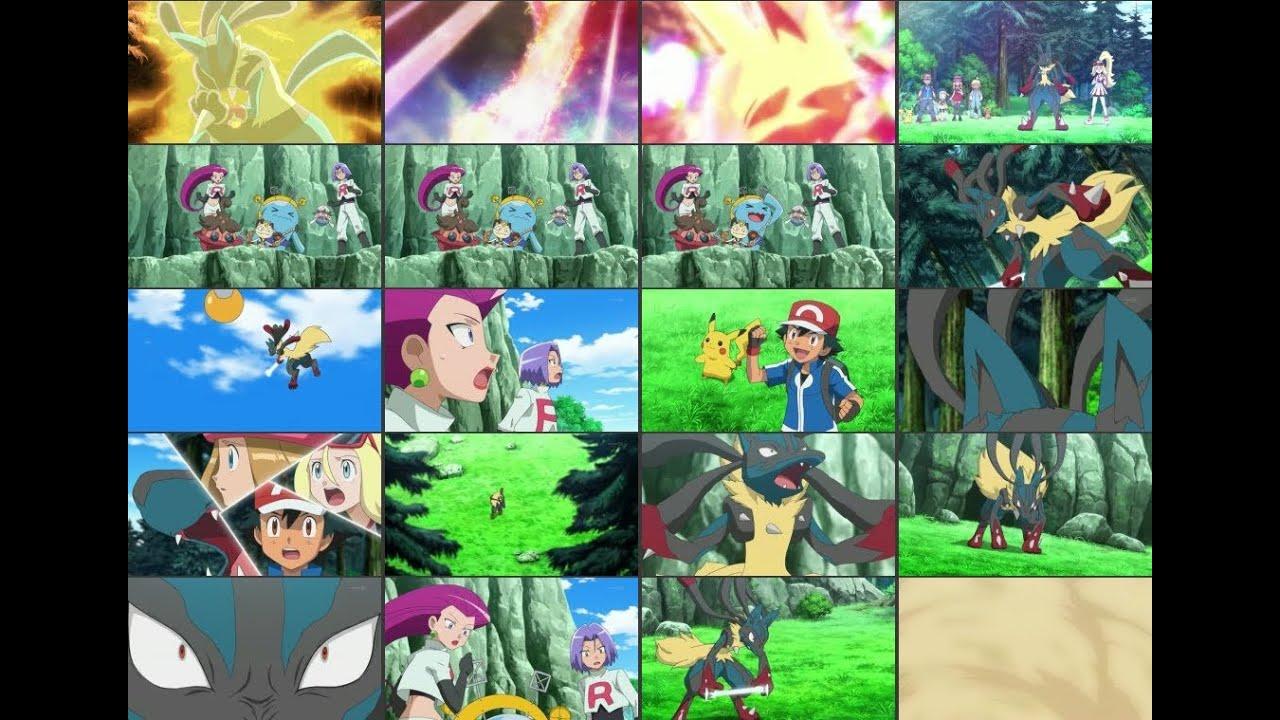 pokemon x and y episode 14 anime4fun