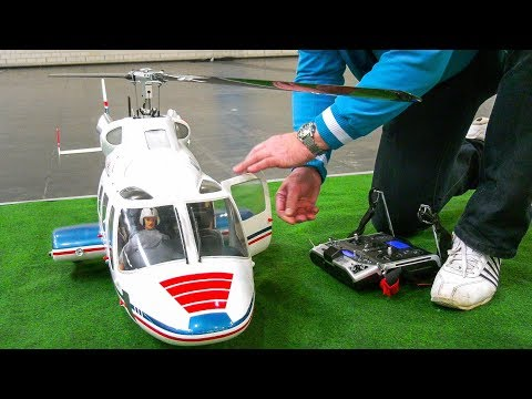 AMAZING RC HELICOPTER