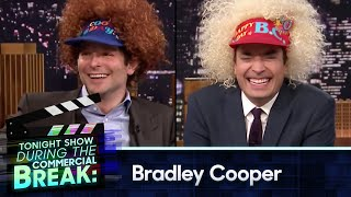 During Commercial Break: Bradley Cooper