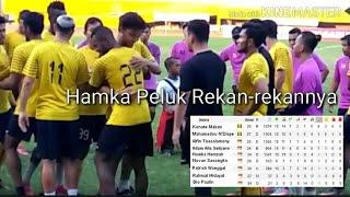 Haru, Hamka & 8 Pemain yang Dipecat Sriwijaya Pamit
