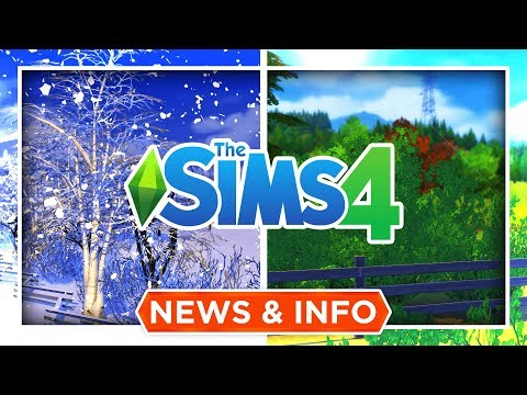 GALLERY UPDATE, NEW GAMEPLAY FEATURES, & BUG FIXES! (PATCH DAY) 📺 — THE SIMS 4 NEWS & INFO 🎮