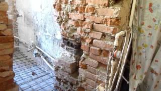 Капитальный ремонт  в  старой   квартире(Дом 1957 года постройки . Жильё строилось как времянка ....ничто не бывает так постоянно - как временное ...., 2015-09-27T20:19:03.000Z)
