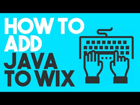 How To Add Javascript To Wix Tutorial