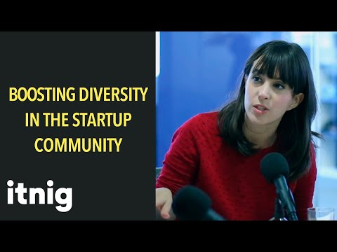 Women in tech - How to boost diversity in the startup community