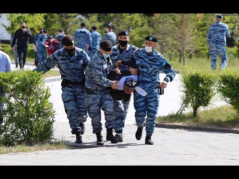 Алматы мен Нұр-Сұлтандағы наразылық