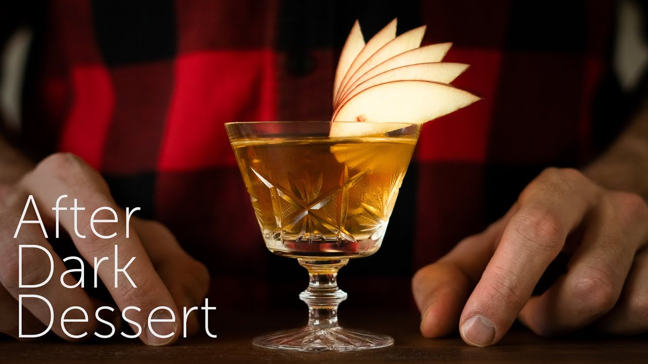 After Dark Dessert - Craft Cocktail