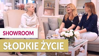 Styl Modern Hampton & Glamour  - wizyta w Sweet Living Home