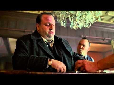 Boardwalk Empire  Al Capone lays a beating
