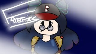 fireflies ~ animation meme ~ flipaclip ~ ft my e p i c roblox character (minor flash warning?)