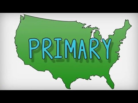 What is a Primary Election?