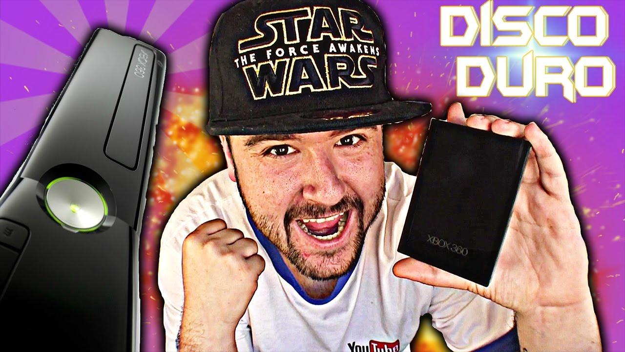 REPARAR DISCO DURO DE XBOX 360 DEFECTUOSO O DAÑADO-9BRITO9