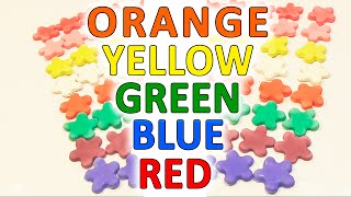 How to mix colors. Educational video for children kids
