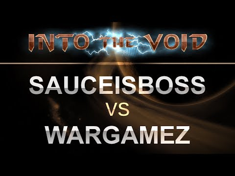 SC2 - Into the Void 2017 - SauceIsBoss (Z) v Wargamez (P) on Abyssal Reef