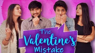 The Valentine's Mistake || Hunny sharma ||