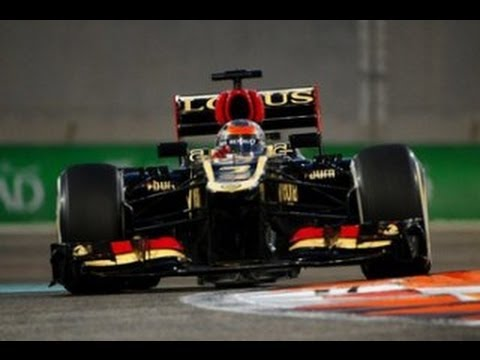 F1 2013: Career Mode - Round 17: Emirates - Qualifying