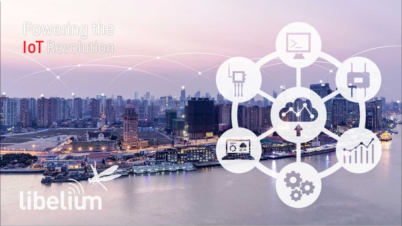 Webinar: SMART CITIES, REAL IoT SOLUTIONS