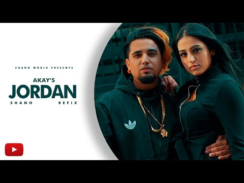 Jordan (REFIX) | A Kay ft. Shano | Latest Rap 2017 |