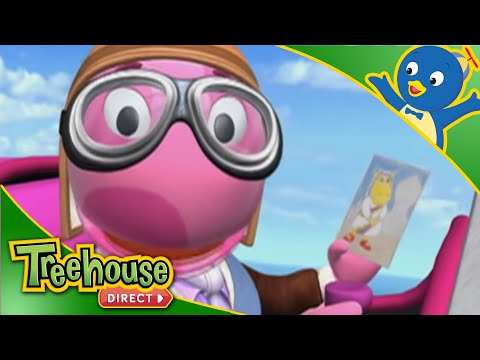 The Backyardigans: Fly Girl - Ep.44