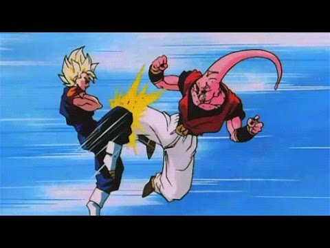 DBZ Vegito Vs Buu [AMV] - YouTube
