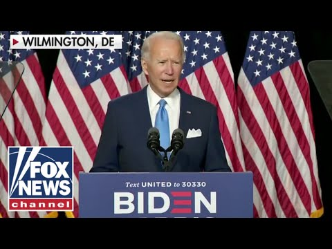 'The Five' factcheck claims Biden made in speech with Kamala Harris