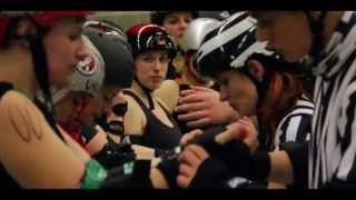 Namur Roller Girls are 3 years - Happy Birthday !