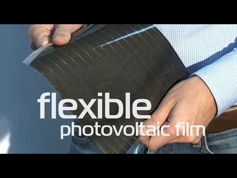 crystalsol - flexible, photovoltaic thin-film