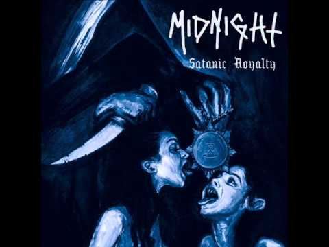 Midnight  Satanic Royalty  Full Album 2011