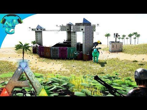 2 Men 1 Base Mission Impossible Raid - Destroy the Easter Decorations!