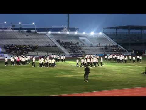 พิธีปิดการแข่งขันกีฬาเยาวชนแห่งชาติ ครั้งที่ 35 บุรีรัมย์เกมส์