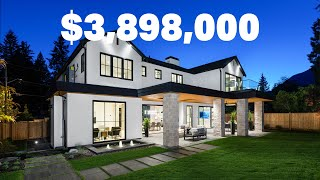 Modern Farm House in North Vancouver | $3,898,000 | SOLD