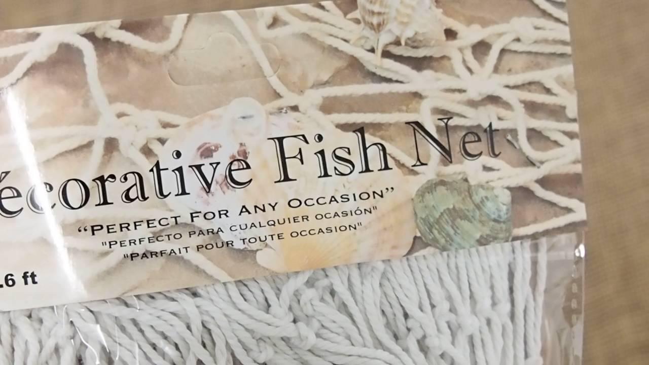 Decorative Fish Netting Decorative Fish Net Netting Mesh Spider Web Lattice Grid Crafts