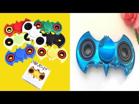 ► HAZ SPINNERS DE BATMAN SIN RODAMIENTO ◄ 😀|| FIDGET SPINNER CASERO || HAUNTERMAKE