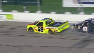 Big Wreck Hinders Several Contenders At Iowa