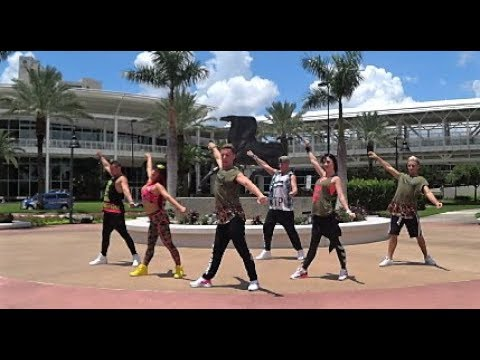 Zumba fitness - Anise K feat Snoop Dogg - Walking on air