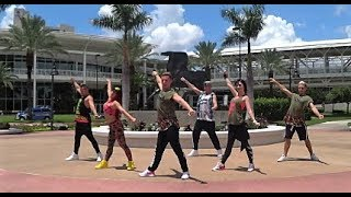 Скачать Zumba Fitness Anise K Feat Snoop Dogg Walking On Air