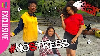 4 O'Clock Club ft. Lady Sanity | #NoStress [CYPHER]