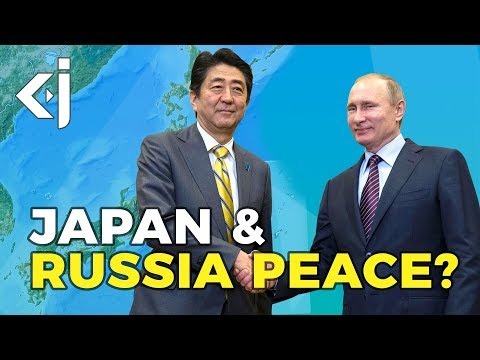 Will JAPAN and RUSSIA make PEACE? - KJ Vids