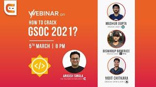 How to Be a Pąrt of GSoC 2021?