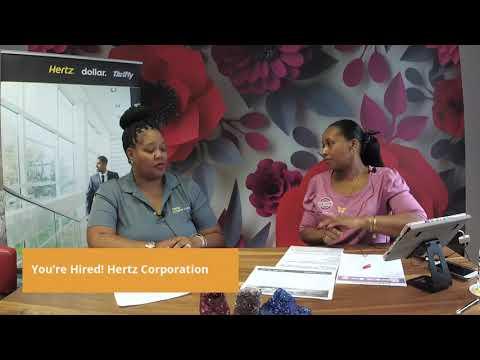 You're Hired! Hertz Corporation JobFairGiant.com