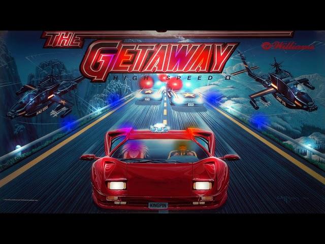 The Getaway High Speed II