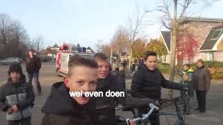 intocht sinterklaas Broeksterwoude 2018|konijn5