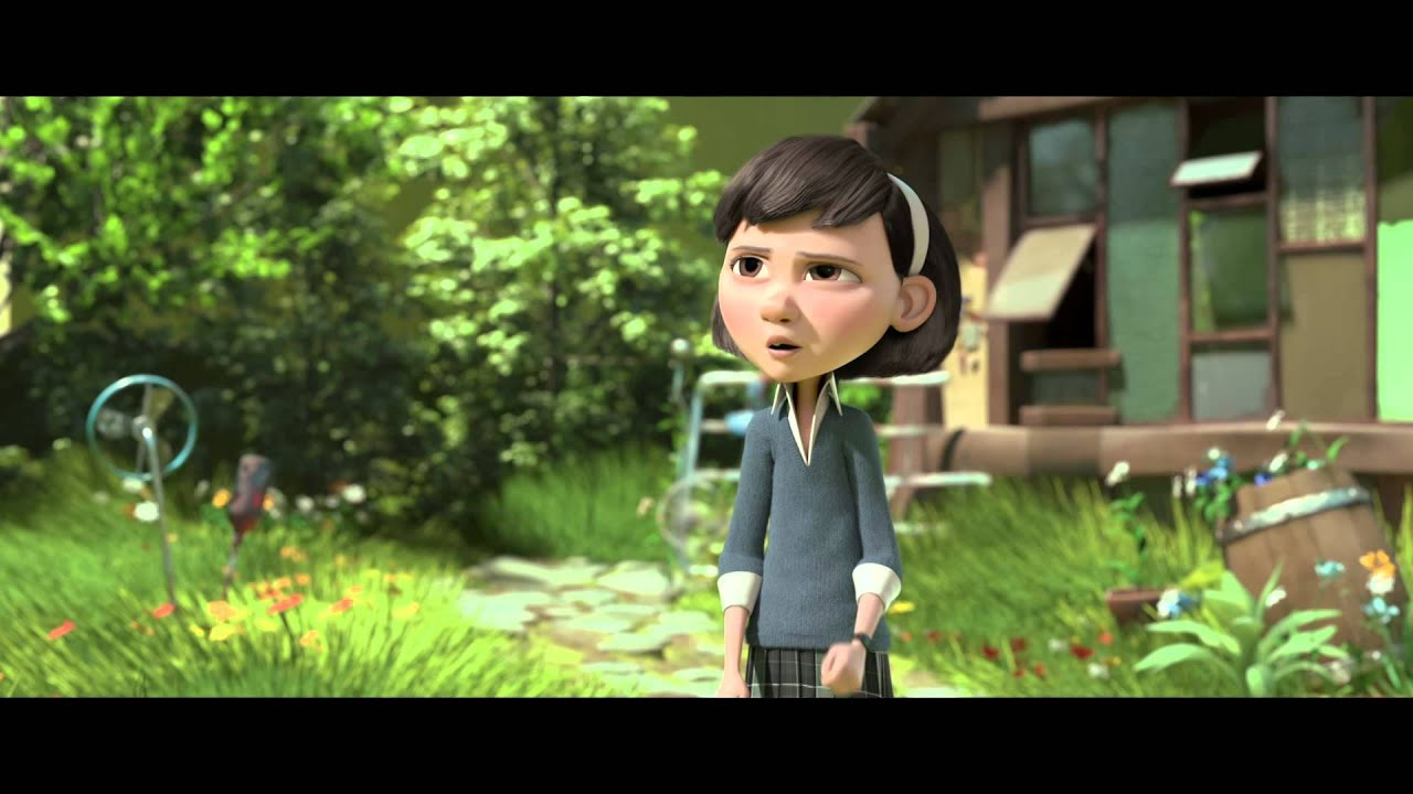 The Little Prince Trailer Video: The Little Prince Official Movie Trailer (2015)